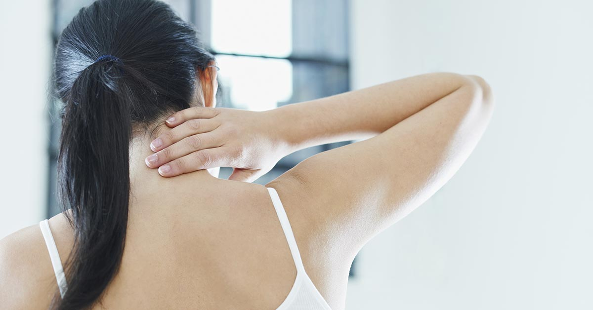 Hazleton chiropractic neck pain treatment